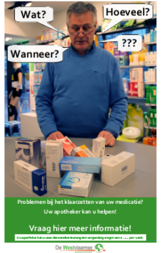 Folder individuele medicatievoorbereiding (IMV)