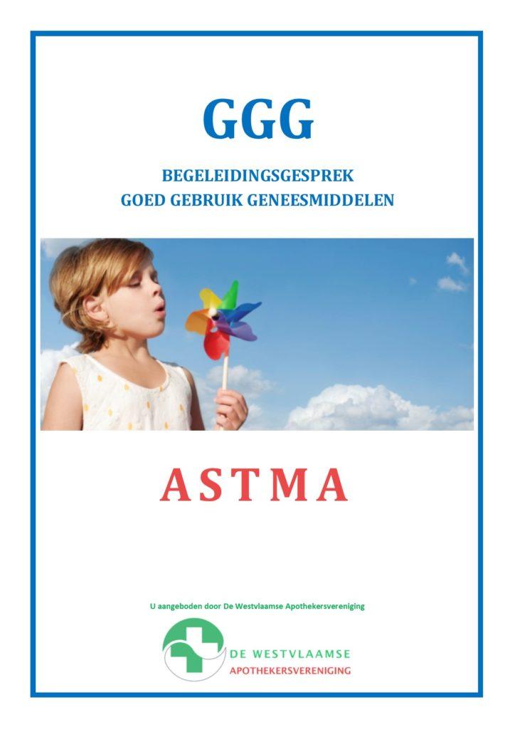 GGG map: Astma