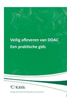 Praktische gids: Veilig afleveren van DOAC